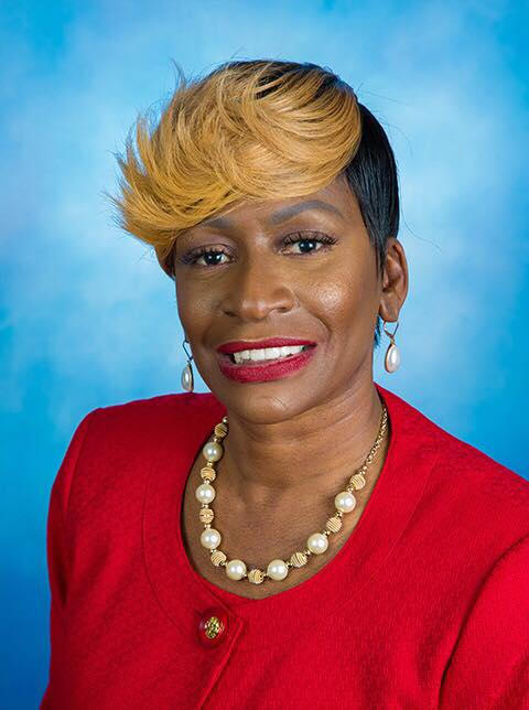 City of Orlando District 5 Commissioner Regina Hill.