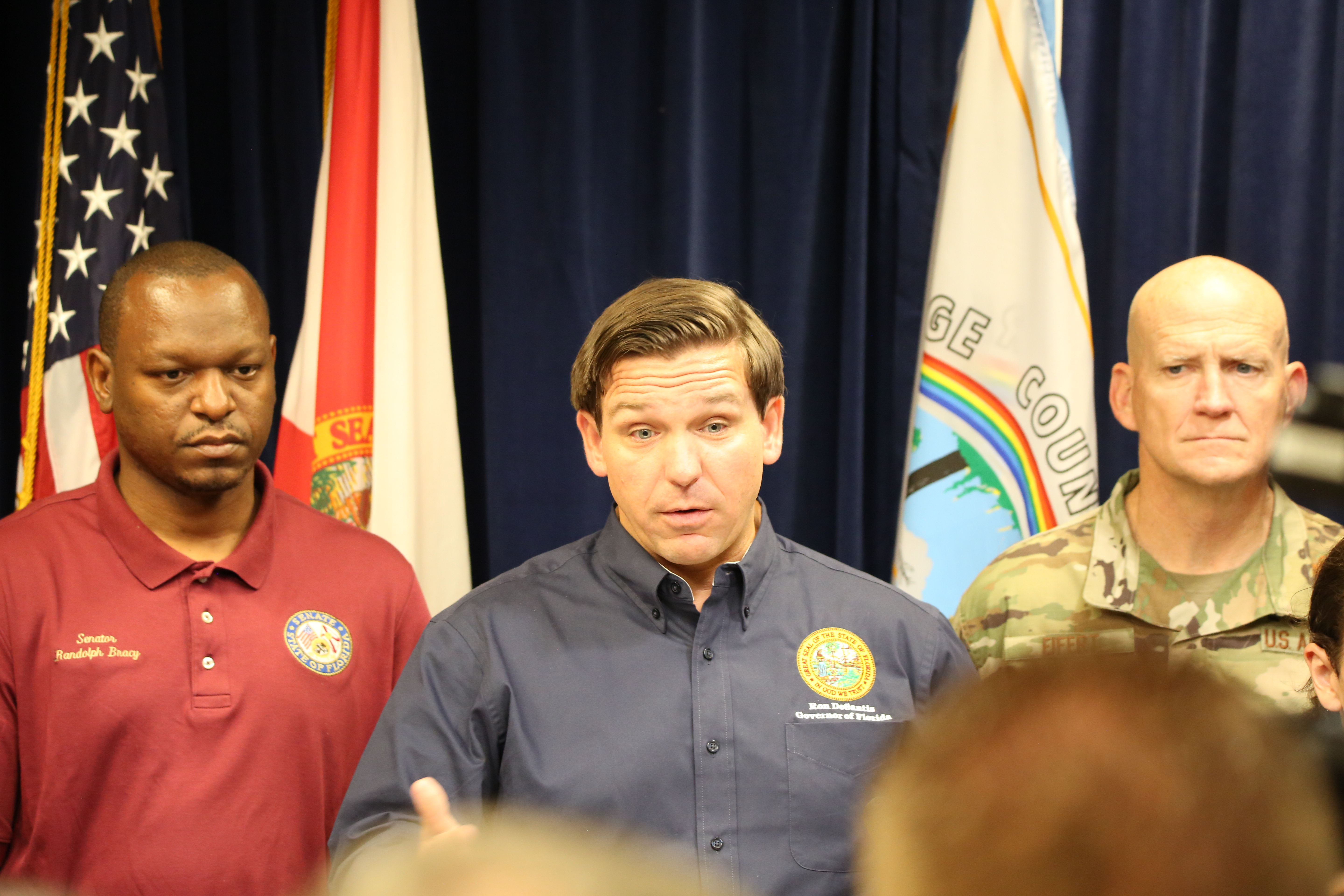 Governor Ron DeSantis Highlights Key Florida Department and