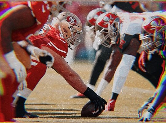 The Tampa Bay Buccaneers face the San Francisco 49ers Sunday, September 8, 2019. Image: 49erswebzone.com.