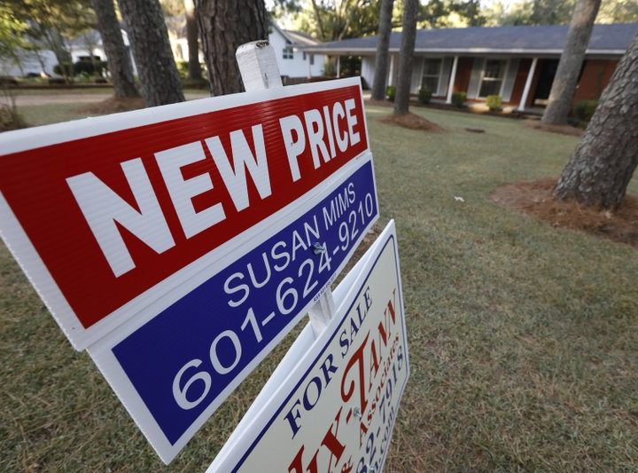 High prices drove US home sales down 2.2% in September