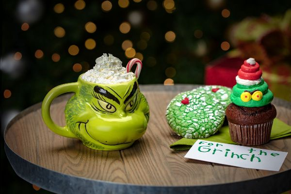 """Universal Orlando's merchandise offer gifts for even the """"Grinch"""" in the family. Photo: Ali Beemer/NBCUniversal."""