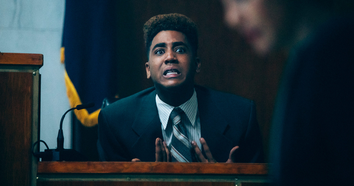 'When They See Us' image: Netflix