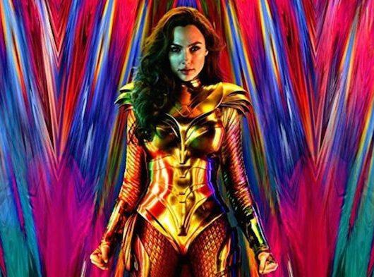 """Actress Gal Gadot as Wonder Woman in """"Wonder Woman 1984."""" Photo: Warner Bros."""