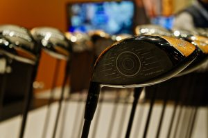 Callaway golf clubs on display during the 2020 PGA Merchandise Show at the Orange County Convention Center January 21-24, 2020. Photo: Leyton Blackwell/Florida National News.