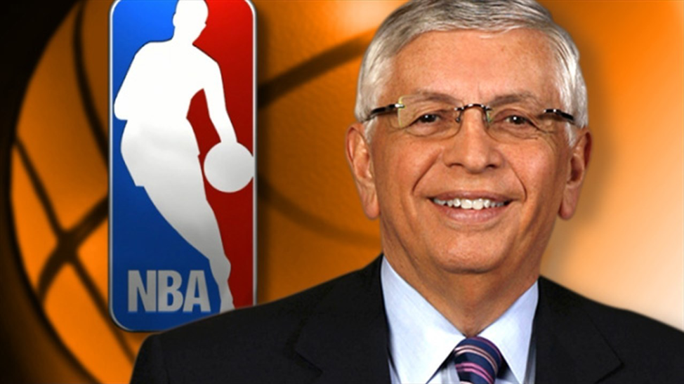 David Stern was the NBA Commissioner from 1984-2014. Photo: NBA.