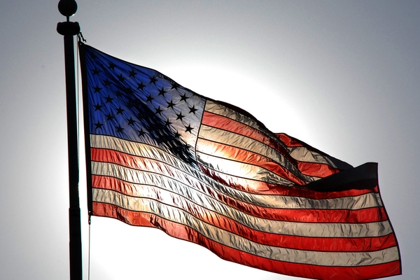 The most beautiful flag in the world.