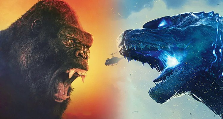 """""""Godzilla vs. Kong"""" is among Warner Bros.' 2021 titles heading to HBO Max during its theatrical release. Image: Warner Bros."""
