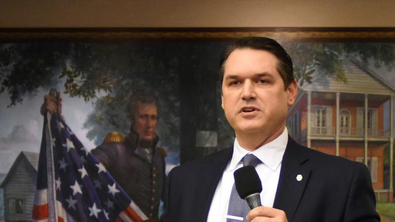 Florida House Representative Cord Byrd (R-11). Photo: WJCT.