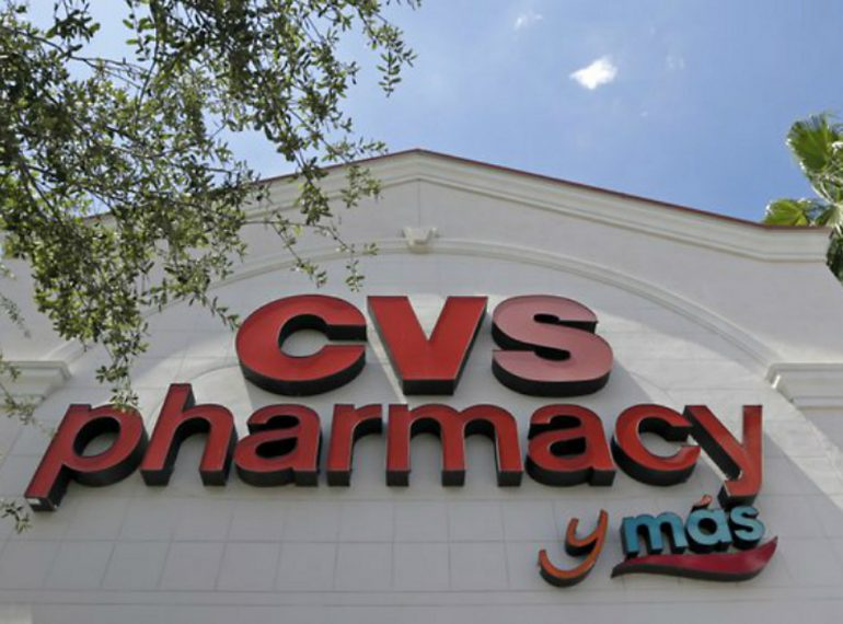 A CVS Pharmacy y mas in South Florida. Photo: AP.