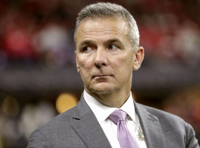 Jacksonville Jaguars new head coach Urban Meyer. Photo via ESPN.