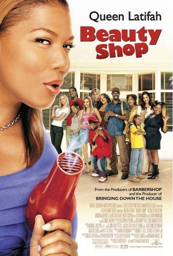 """Beauty Shop"" (2005) film poster: MGM Studios."