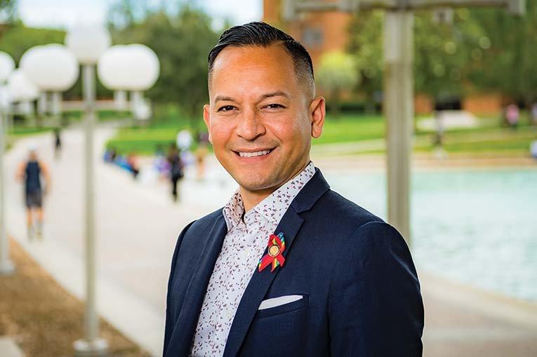 State Representative Carlos Guillermo Smith. Photo: Roberto Gonzalez via Orlando Weekly.